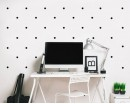 Polka Dots Wall Decal Pattern Wall  Sticker