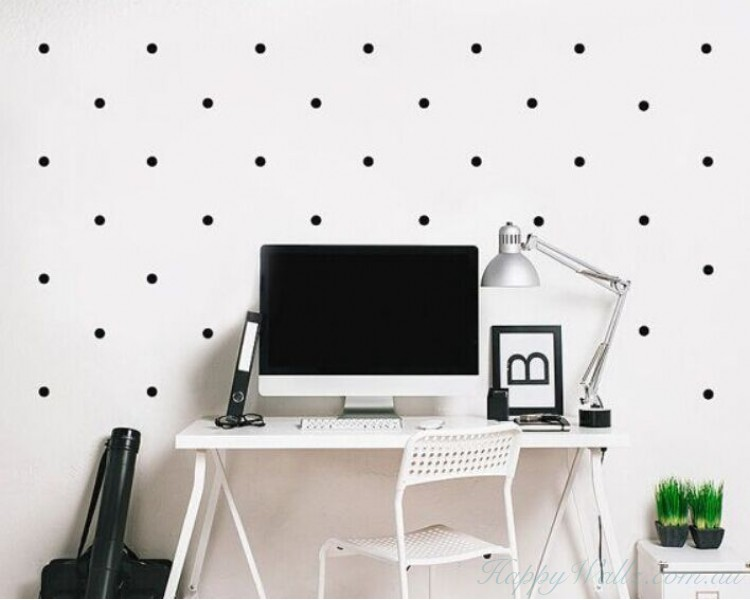 Polka Dots Wall Decal Part 29