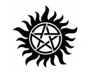 Supernatural Anti-Possession Tattoo