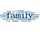 FAMILY COLLAGE (TYPEWRITER STYLE)
