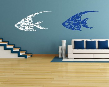 Fishes Wall Decal For Kids Part 88