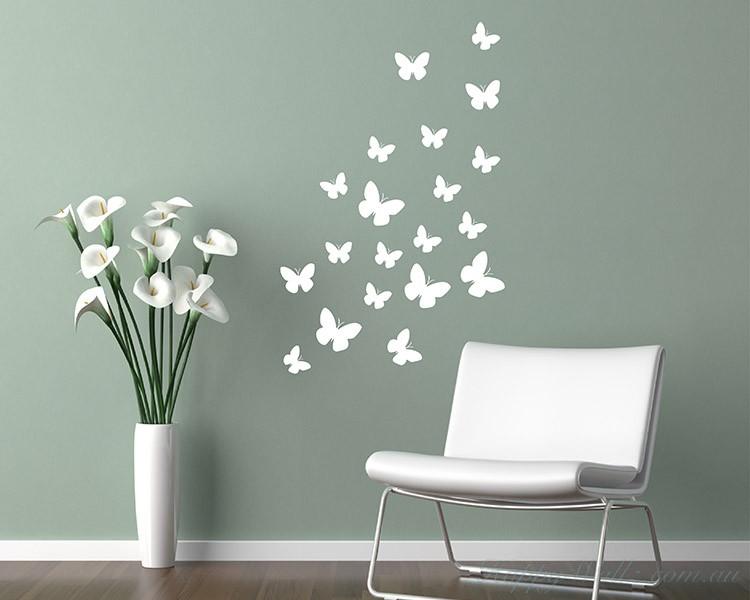 A Set Of 36 Butterflies Part 79