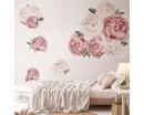Peony Blossoms for Nursery and Living Room Decor