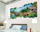 Jurassic Dinosaur World Wall Sticker