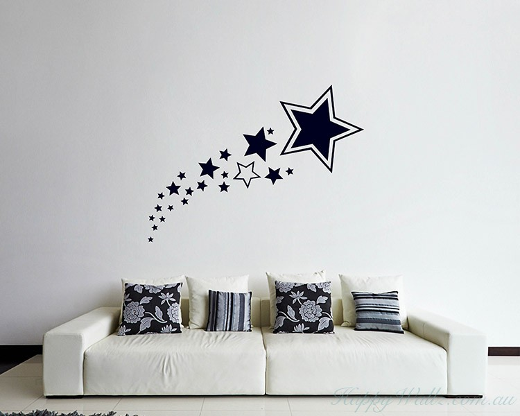 Superieur A Set Of Stars Decal