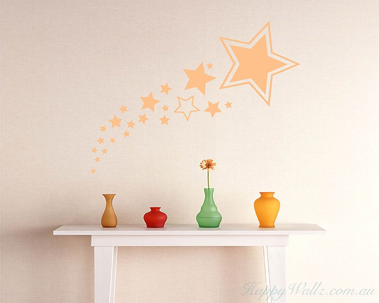 A Set of Stars Decal