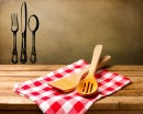 Knife and Fork  Kitchen Wall Art Sticker