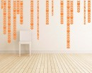 Seamless Wall Pattern  Decals