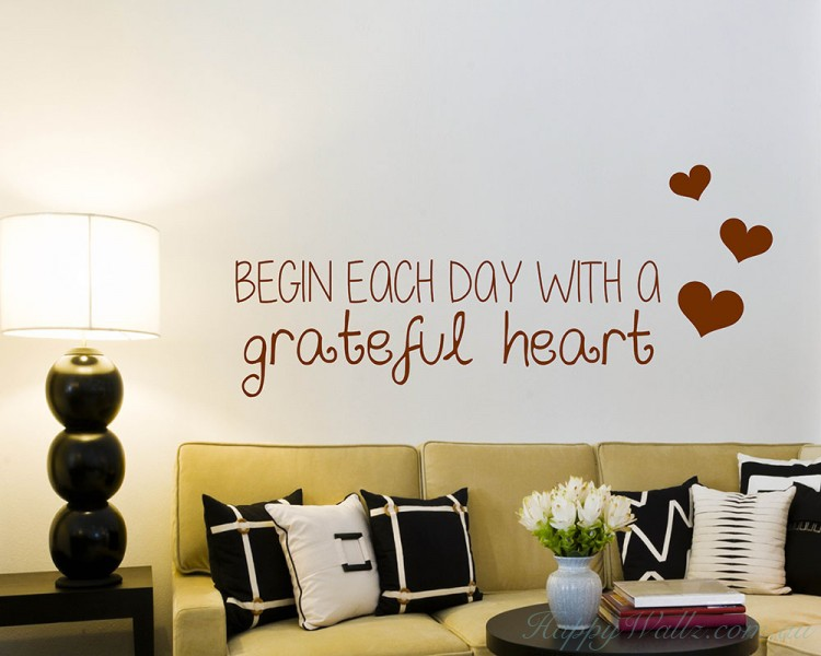 Begin Each Day Quotes