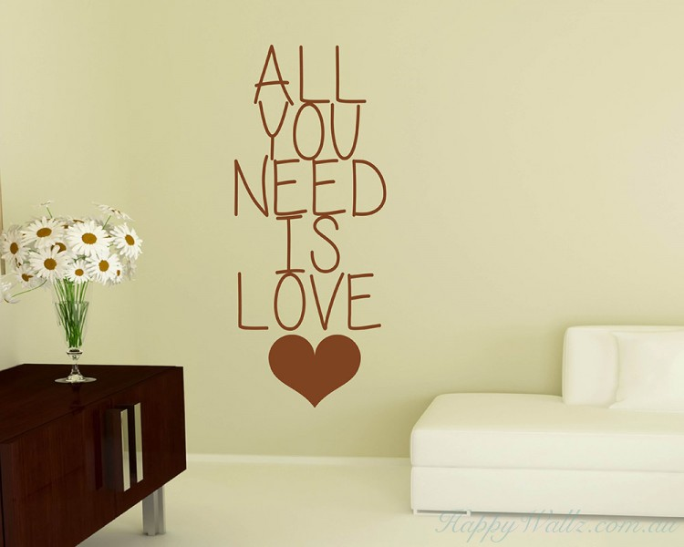 All You Need Quotes