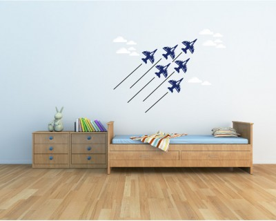 Superieur Airplane Wall Stickers