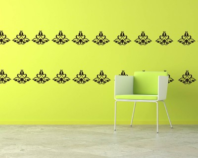 Damask Wall Stickers