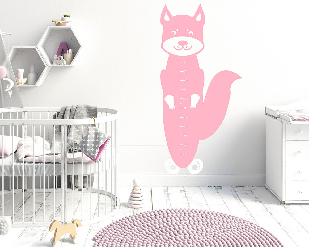 Squirrel growth chart decal geenschuldenfo Choice Image